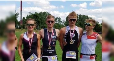 Złoty Triathlon w Złotowie. Szczecinecczanie ze świetnymi wynikami