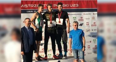 Wiktor Santkiewicz z brązowym medalem Mistrzostw Polski!