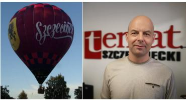 Bartosz Oberski: Baloniarze kochają publiczność w Szczecinku