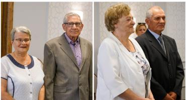 Przeżyli razem 50 lat! Złote Gody państwa Bartoszewskich i Obłąkowskich