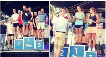 Kolejny dobry start biegaczy ze Szczecinka!