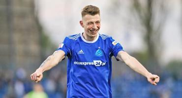 Ważne trafienie Mateusza Bartolewskiego! Ruch Chorzów gra dalej w Pucharze Polski