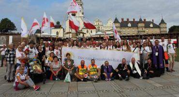 Pielgrzymi ze Szczecinka dotarli na Jasną Górę
