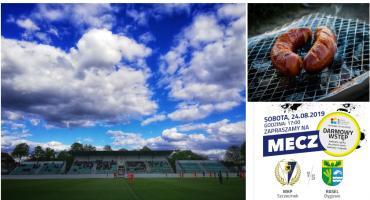 Kiełbaski, zabawa i konkursy. MKP zaprasza na stadion