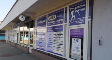 Nowa przychodnia lekarska w Szczecinku