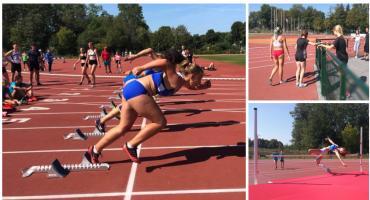 W Szczecinku rozegrano pierwszą lekkoatletyczną Wakacyjną Olimpiadę