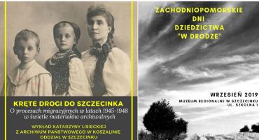 Muzeum zaprasza we wrześniu. Zachodniopomorskie Dni Dziedzictwa