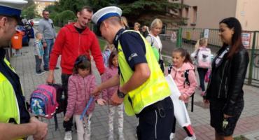 Droga do szkoły ma być bezpieczna. Akcja policji w Szczecinku