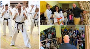 Mnóstwo chętnych do Szczecineckiego Klubu Karate Kyokushin. Najmłodsi mają po 3 lata, najstarsi - ponad 60