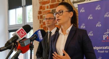 Wiceminister Małgorzata Golińska podsumowała sejmową kadencję