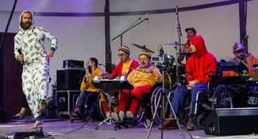 November Project w Szczecinku! Muzycy z niepełnosprawnościami zarażali pozytywną energią