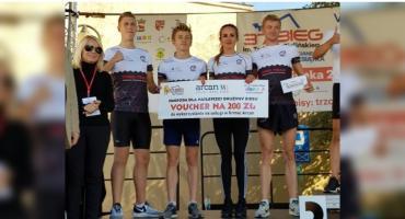 Udany start szczecineckich biegaczy. Wygrana w Trzciance