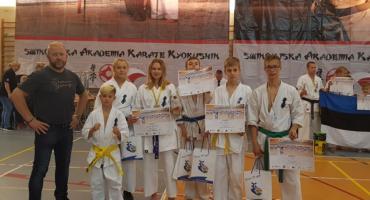 Karatecy ze Szczecinka z medalami w Świnoujściu