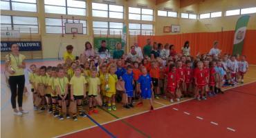 Skrzat Cup 2019. Przedszkolaki grały w piłkę i świetnie się bawiły!