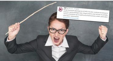 """""""Strajk włoski"""" nauczycieli także w Szczecinku? Radny KO: Dużo zejdziemy z edukacji"""