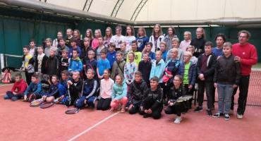 Rozegrali Mistrzostwa Szkół w tenisie
