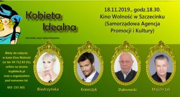 Biedrzyńska, Krawczyk, Dąbrowski i Majchrzak wystąpią w Szczecinku