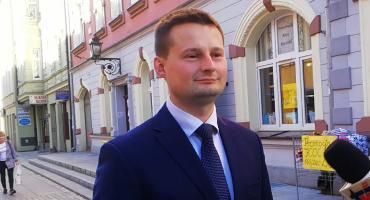 """Krzysztof Berezowski dziękuje za głosy. """"To dobry prognostyk na przyszłość"""""""