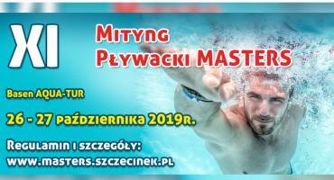 XI. Mityng Pływacki Masters wystartuje w sobotę w Szczecinku