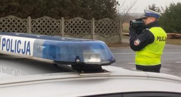 Policyjna akcja przeciw szybkim kierowcom zakończona powodzeniem