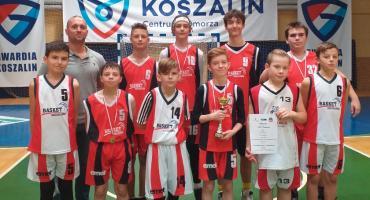 Pierwsze miejsce EMET Basket w Koszalinie!