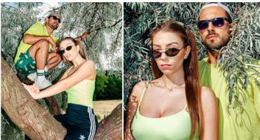 """Magdalena Górecka w muzycznej epce Kuby Wojciechowskiego. Zaśpiewała """"Maj"""""""