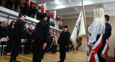 ZS6: Ślubowali przyszli strażacy i ratownicy