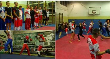 Reprezentacja Polski w kickboxingu rozpoczęła obóz w Szczecinku