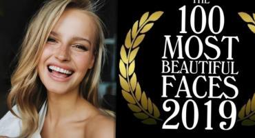Karolina Pisarek ponownie wśród najpiękniejszych twarzy świata!