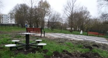 Otwarta Strefa Aktywności powstała przy ul. Wodociągowej