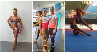 Aleksandra Kubińska z Akademii Fitness Sportowego siódma na świecie!