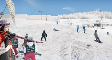 Niewygodne pytania o wyciąg narciarski w Szczecinku. Co zrobić z brakiem śniegu?