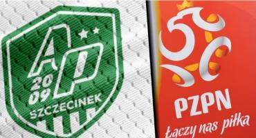 Akademia Piłkarska Szczecinek z odznaczeniem Polskiego Związku Piłki Nożnej