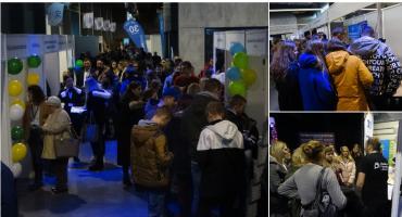 Młodzież w Szczecinku poznawała rynek pracy i ofertę edukacji