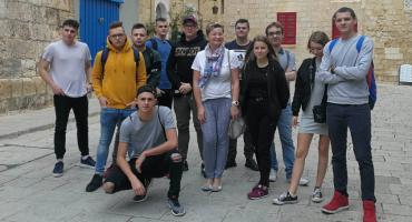 Uczestnicy PO WER po mobilnościach. Młodzież z ZST w Szczecinku w międzynarodowym projekcie