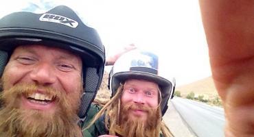 Motocyklem przez Kosmos