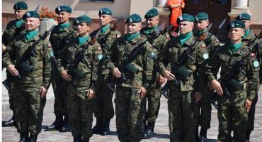 Święto Wojska Polskiego na jarosławskim Rynku