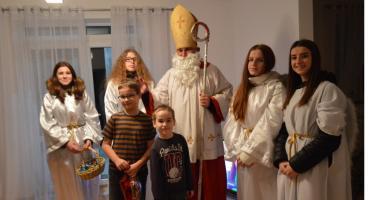 Mikołaj przyszedł do dzieci i dorosłych