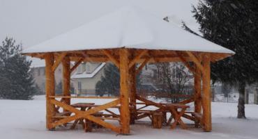 Pięć wiat rekreacyjnych na terenie gminy Wiązownica