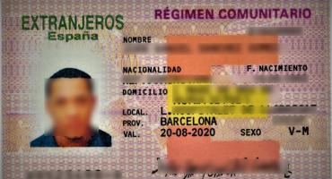 Przyleciał z Dominikany, przekroczył nielegalnie granicę