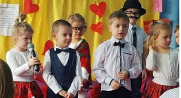 Przedszkolaki babciom