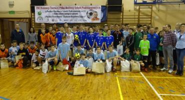 XXI Halowy Turniej Piłki Nożnej Szkół Podstawowych Śladami Bogdana Zająca