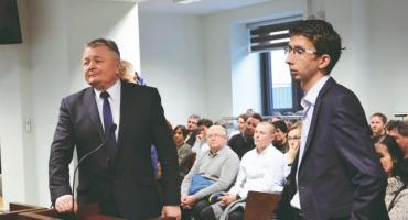 Prokuratura umorzyła doniesienie M. Ryznara