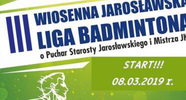 III Wiosenna Jarosławska Liga Badmintona