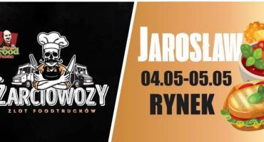 Żarciowozy w Jarosławiu