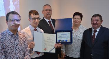 Radni gminy Rokietnica docenili Jakuba (ZDJĘCIA, WIDEO)