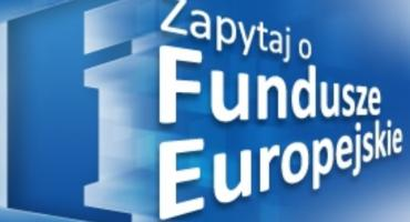 Konsultacje w sprawie funduszy unijnych