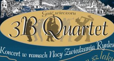 3B Quartet, czyli jazzowo w Jarosławskim Kuferku