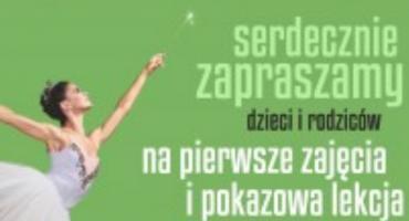 Pokazowa lekcja baletu