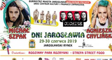 Dni Jarosławia - koncert Michała Szpaka